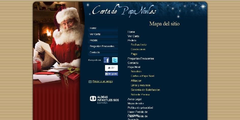 ¿Quieres que tus hijos reciban una carta personalizada de Papá Noel o de los Reyes Magos?