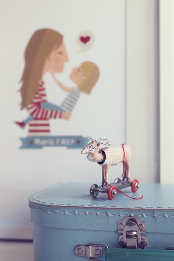 habitacion-niños_decoración navideña