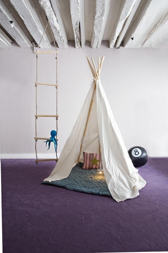 Tipis infantiles y tiendas de tela para ni os - Casas de tela para ninos ...