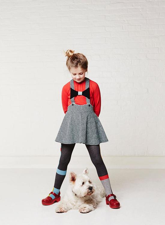 La marca RaspberryPlum, la gran sorpresa de la feria de moda infantil Bubble London