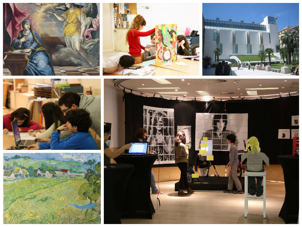 Ocio con arte para chicos en el Museo Thyssen-Bornemisza… ¿Y tú qué miras?