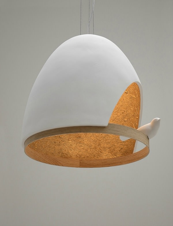 Oiseau Lampe by Compagnie, France