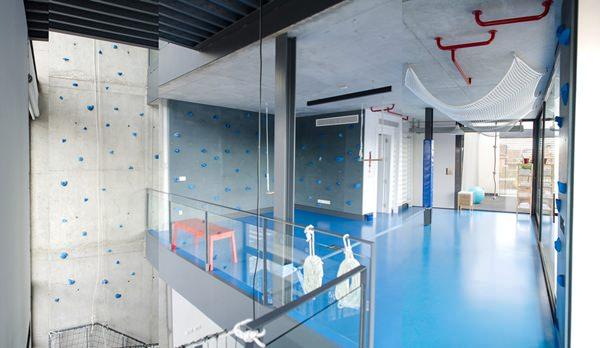 playofice gimnasio