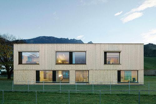 Espacios Cool para Niños…Guardería Susi Weigel en Austria
