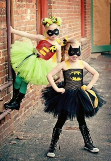 disfraz-niñas-batman-robin-princesas-disfraz