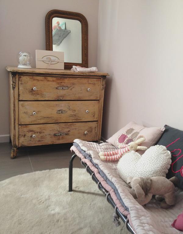 Una habitaci n de beb con encanto decopeques - Dormitorios infantiles con encanto ...