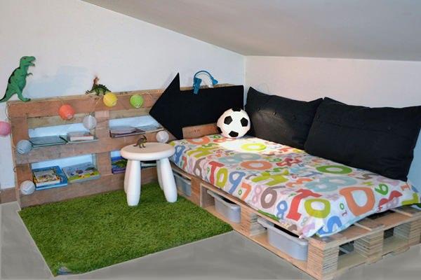dormitorio-infantil-pallets