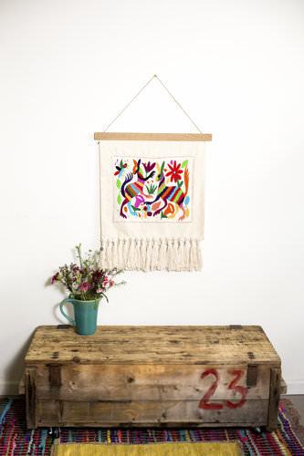 Otomi tapiz