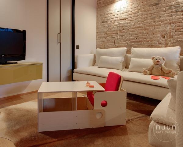 mueble modular para niños