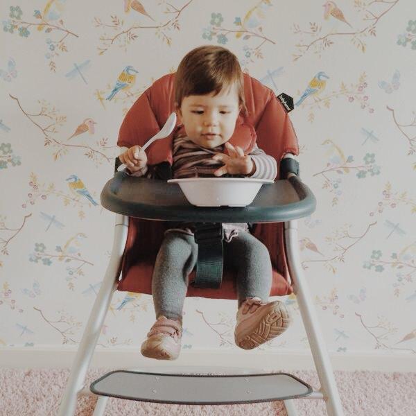 Probamos la trona de Babyhome y ¡nos ha encantado!…¿Quieres ganar una?