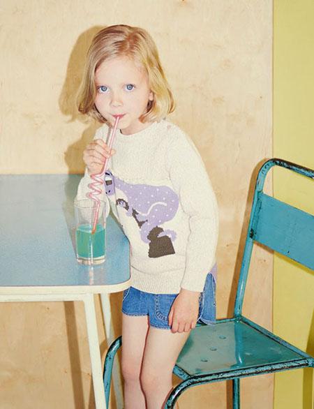 La colección de Stella McCartney Kids para este verano 2014