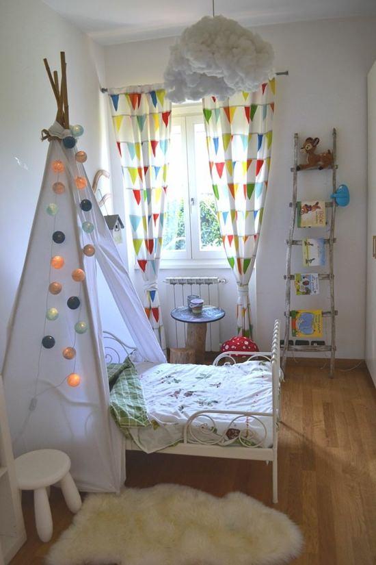 Hacks de ikea para un dormitorio infantil decopeques for Dormitorios infantiles nino