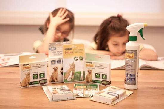Purina: ¡Protección antiparasitaria para los mascotas de los niños!