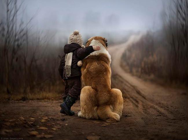 Las fotografías mágicas de Elena Shumilova