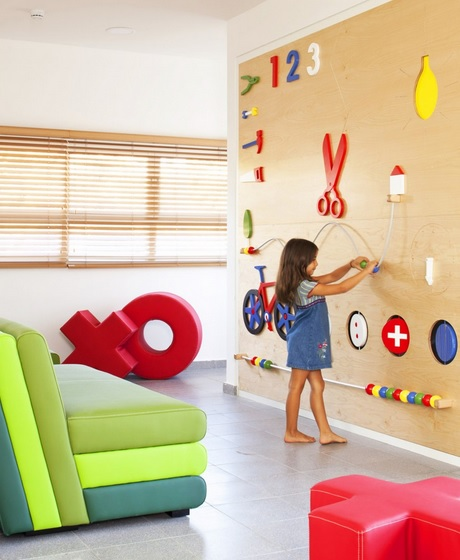 6 guarder as independientes en un mismo edificio decopeques for Diseno de muebles infantiles