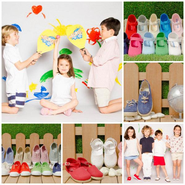Pisamonas Zapatos infantiles2
