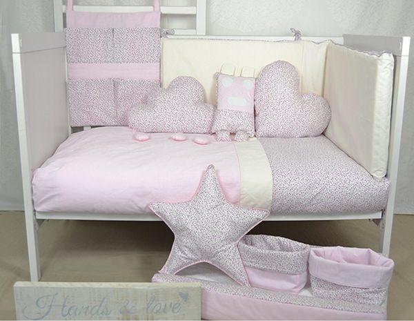 Ropa de cuna ideal para la habitaci n del beb - Cojines para habitacion de bebe ...