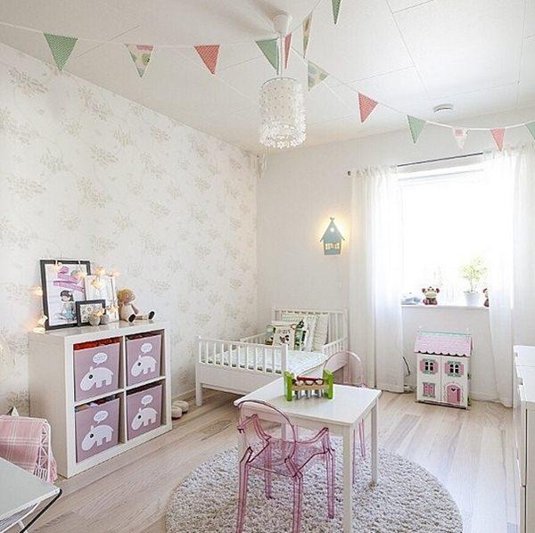 Fotos de habitaciones infantiles 10 ideas de inspiraci n n rdica en instagram decopeques - Ideas pintar habitacion infantil ...