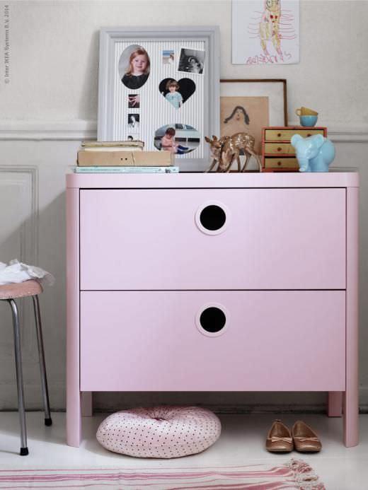 Busunge la nueva l nea de dormitorio infantil de ikea for Ikea mueble infantil