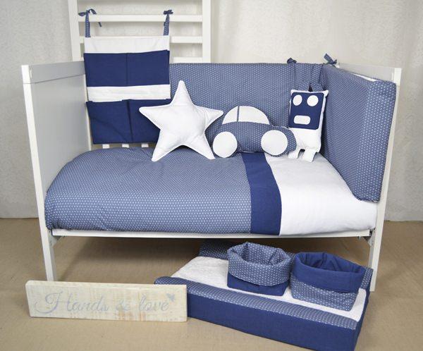 Ropa de cuna ideal para la habitaci n del beb - Edredones leroy merlin ...