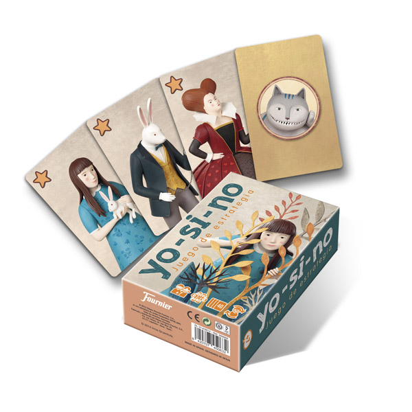 Aprender jugando a las cartas con Fournier