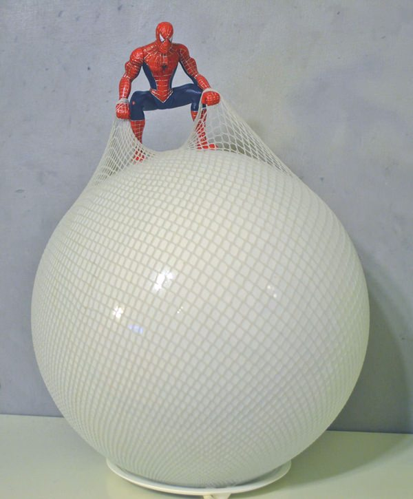 lampara-spiderman-ikea-hack