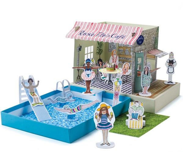 rosie-flo-fiesta-en-la-piscina