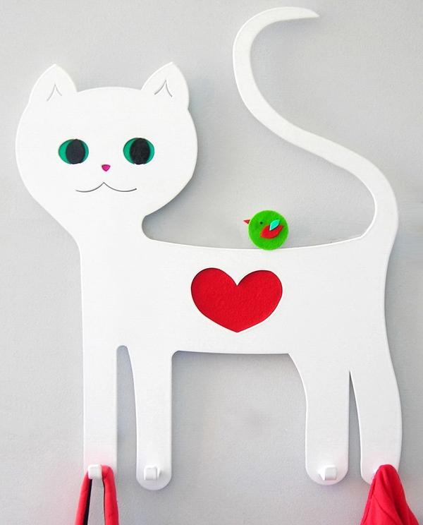 Gato blanco 1