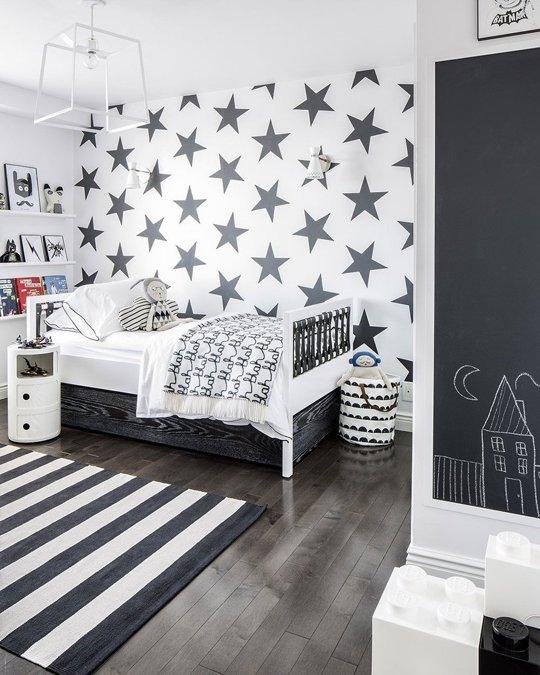 El dormitorio de Sebastian