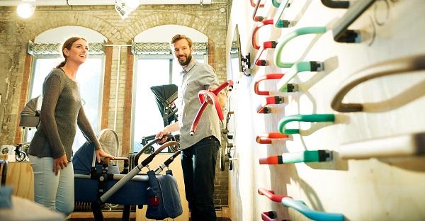 Joolz presenta el primer cochecito de bebé customizable