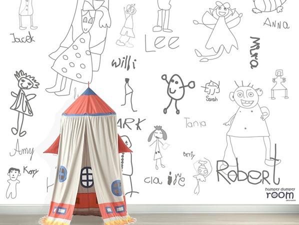 mural-infantil-monigotes