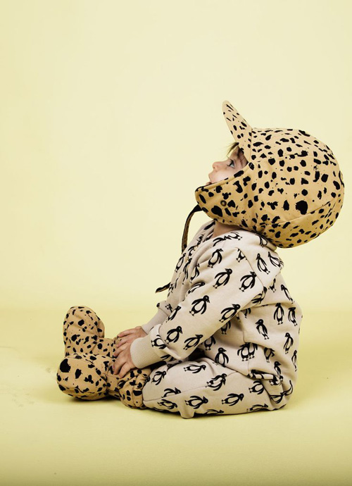 La colección de invierno de Mini Rodini y el Circo