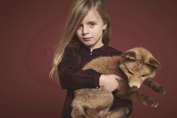 Colección otoño-invierno 14/15 de la marca danesa Soft Gallery