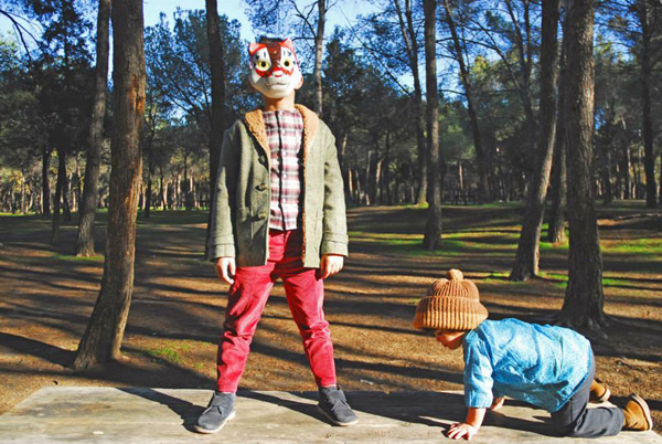 La divertida colección de Kitipongo para este otoño- invierno