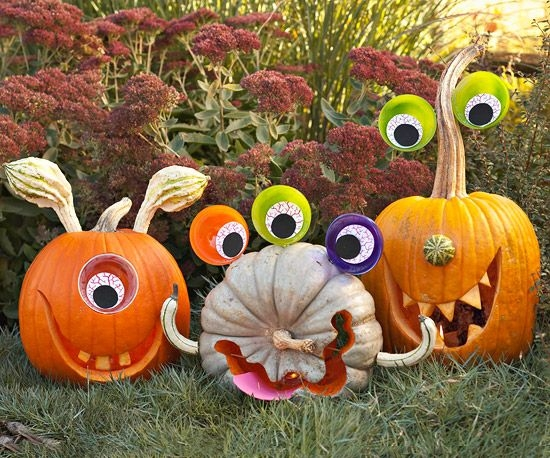 Calabazas de Halloween ideas originales DecoPeques