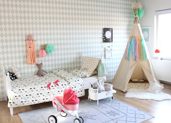 Decoraci n infantil con mucho estilo en deco and kids for Decoracion habitacion infantil pequena