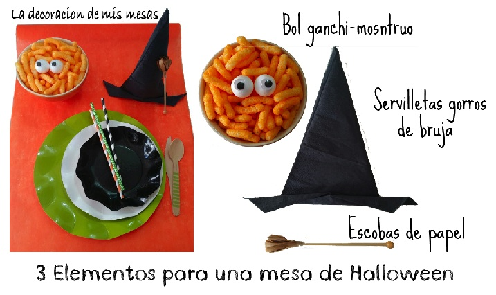 decorar-mesa-halloween-niños