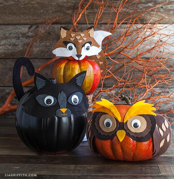 8 ideas geniales de halloween para ni os decopeques - Calabazas de halloween manualidades ...