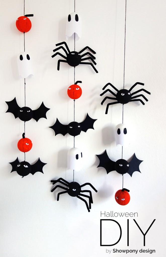 18 ideas geniales para halloween con ni os decopeques Ideas geniales para decorar la casa