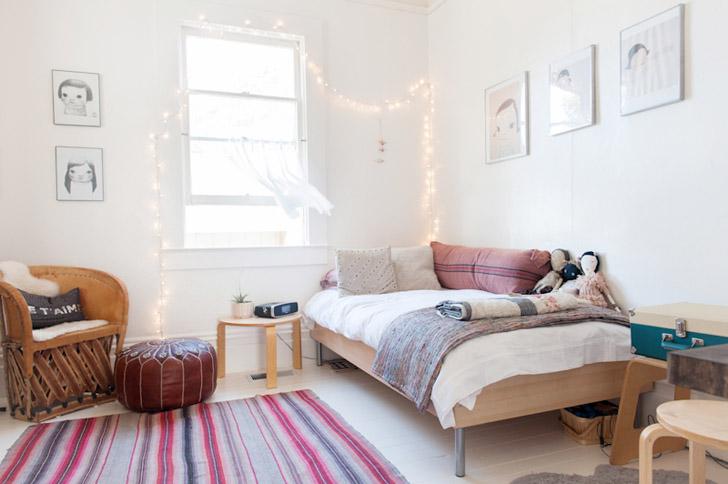 Dormitorios infantiles #bohominimalist