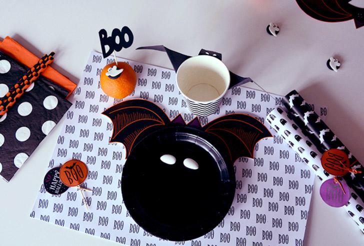 imprimibles para fiestas infantiles de halloween. Black Bedroom Furniture Sets. Home Design Ideas