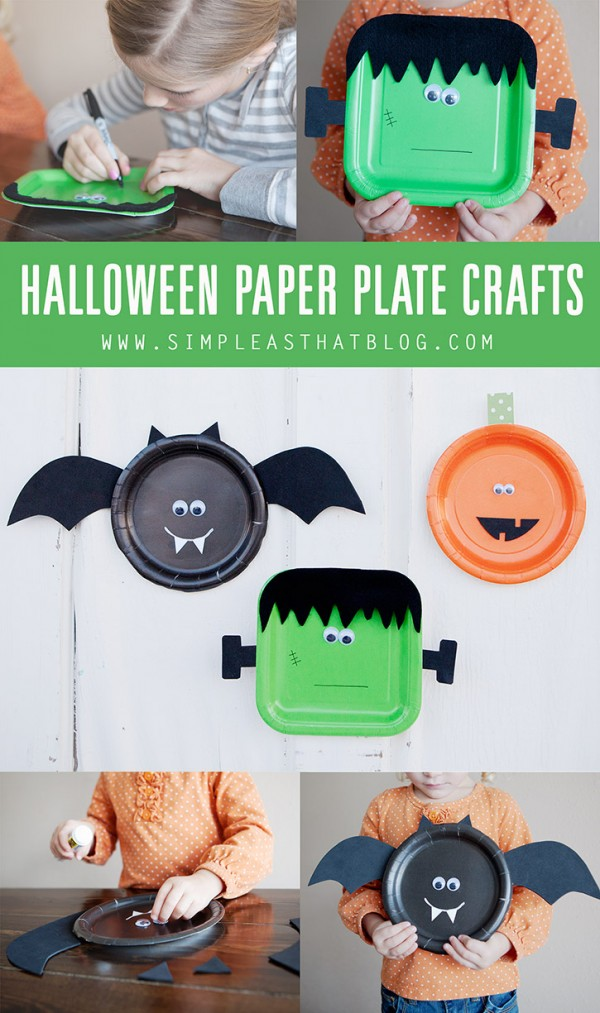 manualidades-halloween-platos