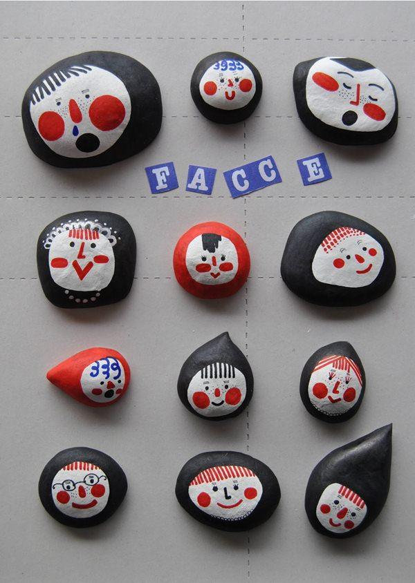 Manualidades con piedras 4 ideas para pintar y decorar for Piedras pintadas a mano paso a paso