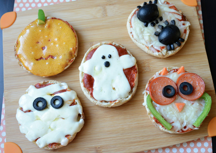 Recetas infantiles para Halloween