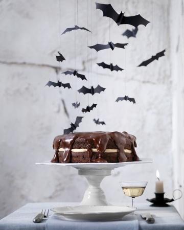 tarta-halloween-niños-murcielagos