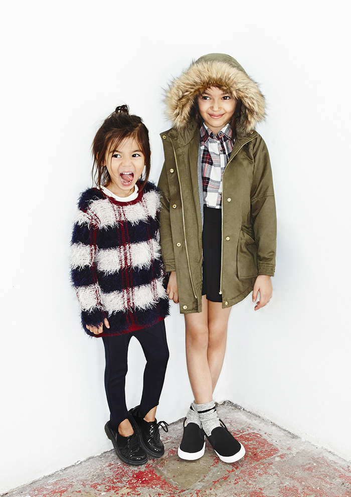 Lookbook Zara Kids Noviembre 2014