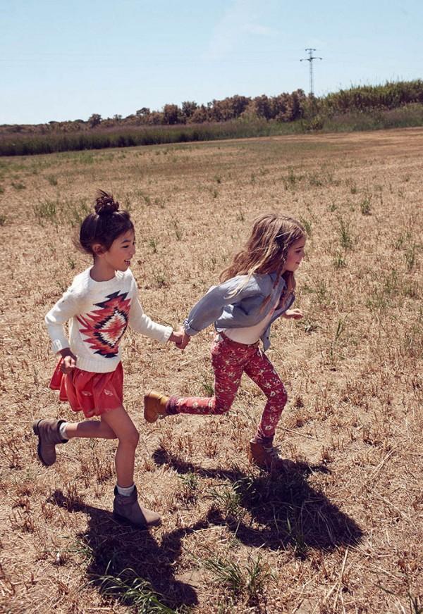 Colección Mango Kids- niñas