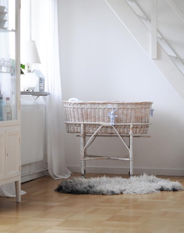 Donde Comprar Cunas de Mimbre para tu Bebé | DecoPeques