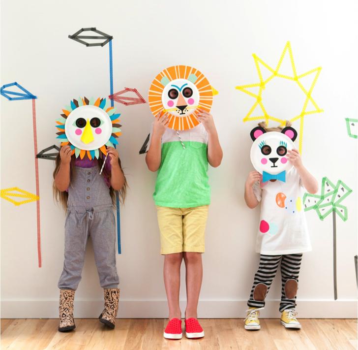 Lecturas divertidas: el libro de crafts para niños