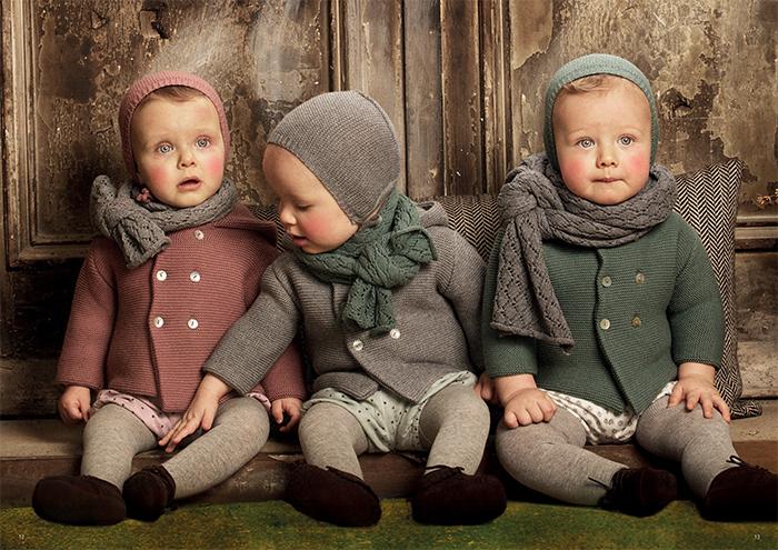 Colección Primera Puesta Bebés Nícoli